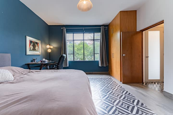 Beautiful Roof Top Suite in the heart of Condesa