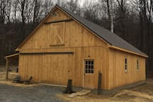 Hackett Woodworking work shop