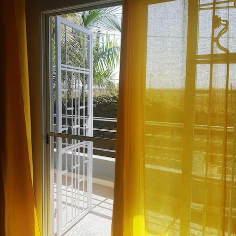 Chambre dans un appartement sécurisé ngor almadies