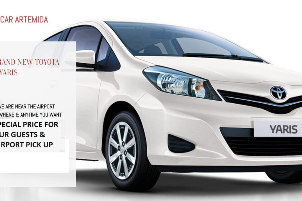 WE ALSO HAVE BRAND NEW CAR RENTAL WITH SPECIAL PRICE FRO OUR GUEST & AIRPORT PICKUP