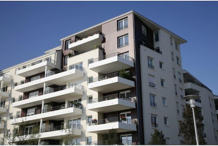 Appart de 61 m2, bord de Seine, proche RER C et D - Juvisy-sur-Orge - Byt