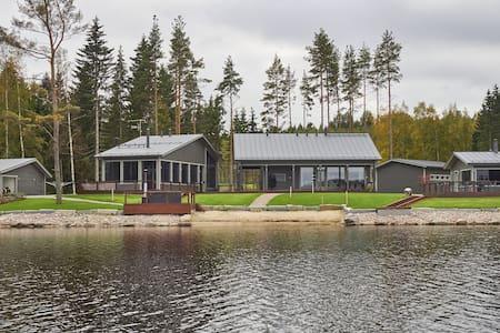 Villa Sikuri (modern villa, built on 2016) - Hämeenkyrö - Vila