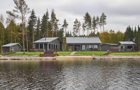 Villa Sikuri (modern villa, built on 2016)
