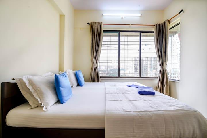 Minimalistic luxury stay 3BHK at Chandivali, Powai