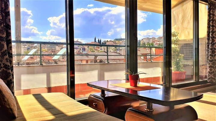 Sunny Days - Park Apartment