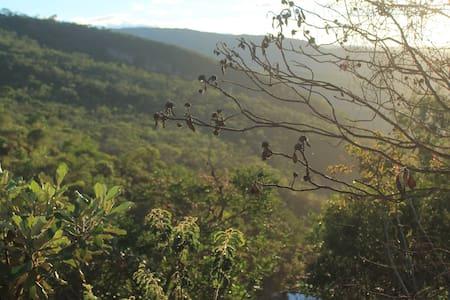 Hospedagem Matagal- Vale do Capão - Caeté-Açu
