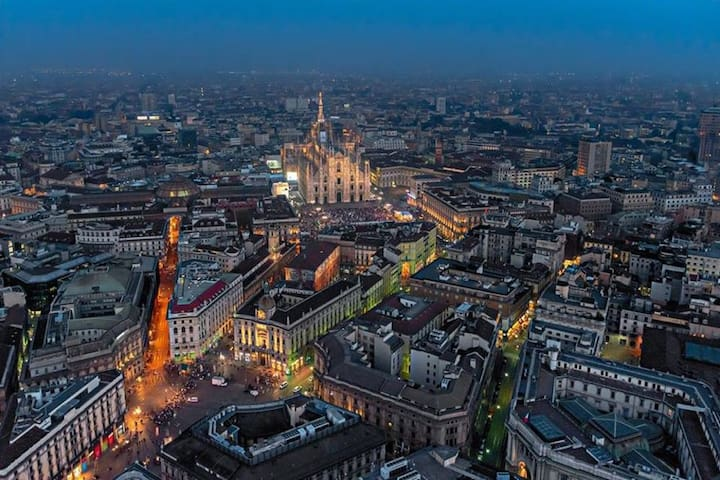 Guidebook for Milano things you must do/see