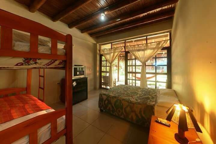 Rooms in Montañita Hotel Sumpa