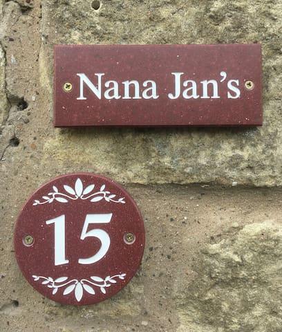 Nana Jan's Cottage