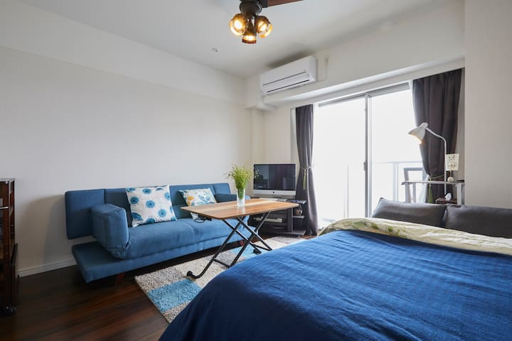 Upper Floor Apartment Great access to Stations - Arakawa-ku - Flat