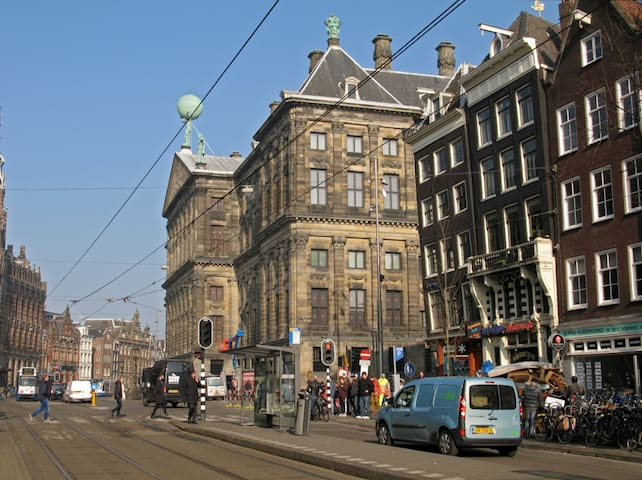 Lovely hideout in the heart of old Amsterdam