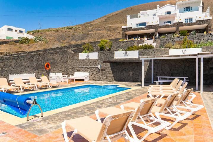 Villa Oasis de Asomada