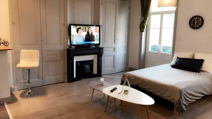 Appartement contemporain secteur part dieu