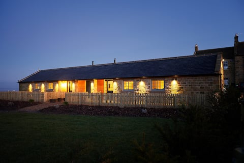 Luxury cottage with views in beautiful Yorkshire