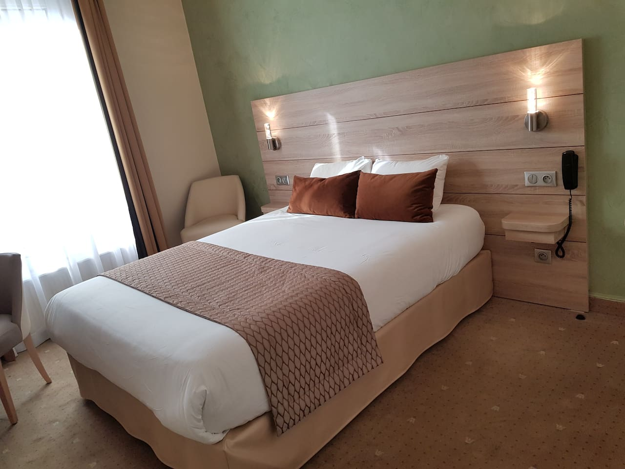 Chambre standard double