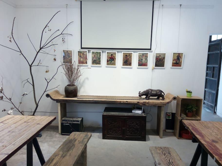 自然教室+食养餐厅