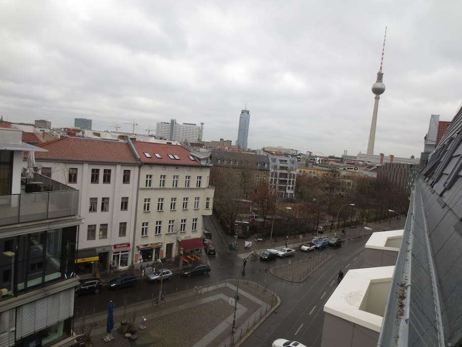 Top central location in Berlin