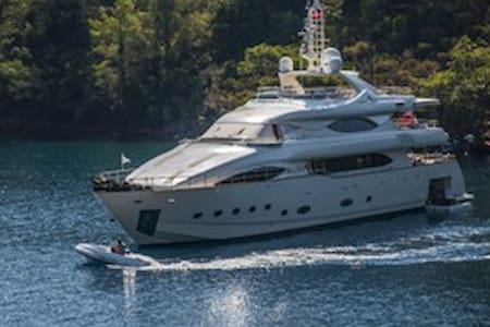 Amazing Luxury Yacht for Charter in Turkey - Boat