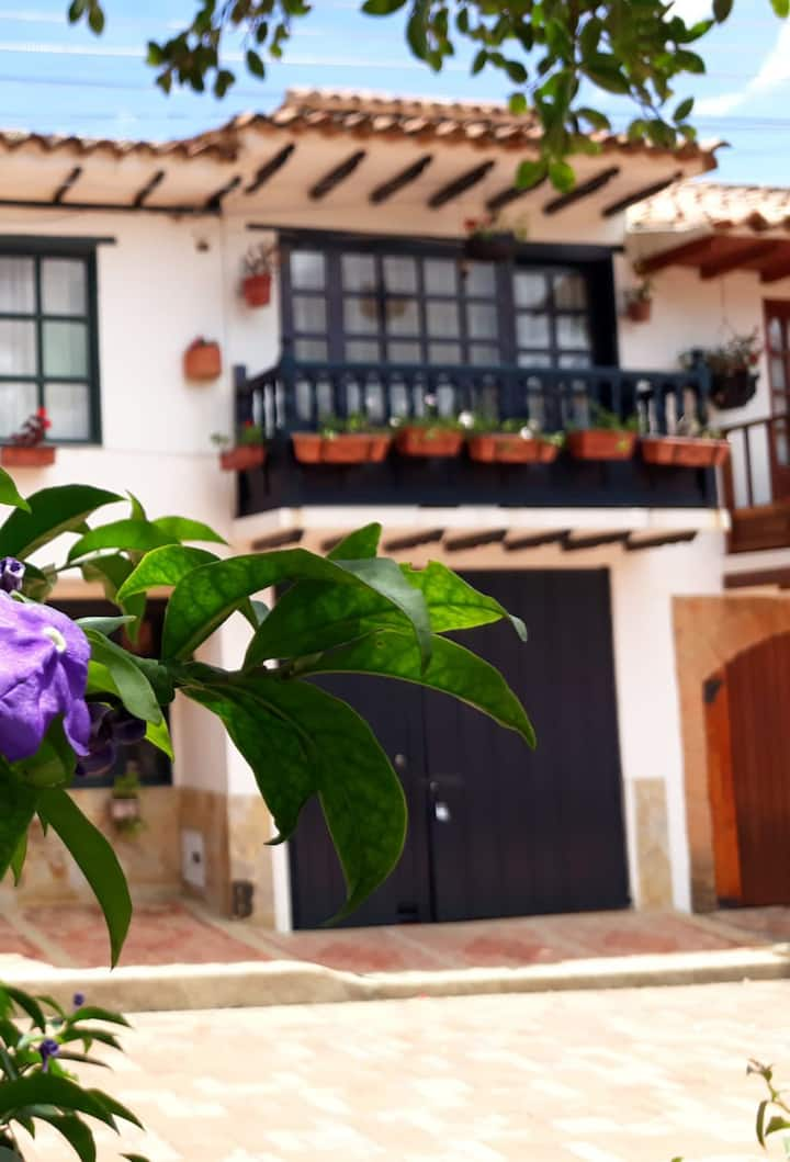 Casa Felipe Naturaleza viva