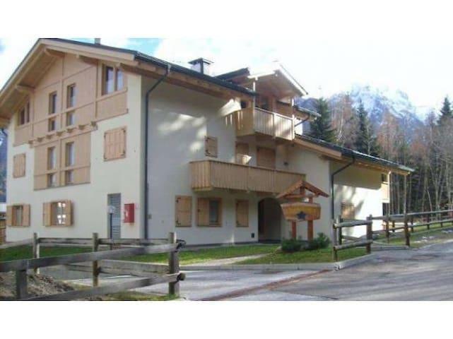 Residence Aquilegia - Folgarida