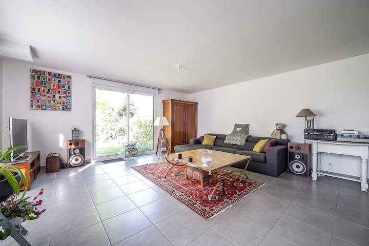 Maison en Bois - SAINT NOLFF - Rumah