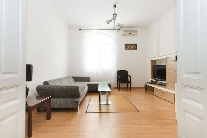 Modern apartment in city center! - Beograd - Apartment