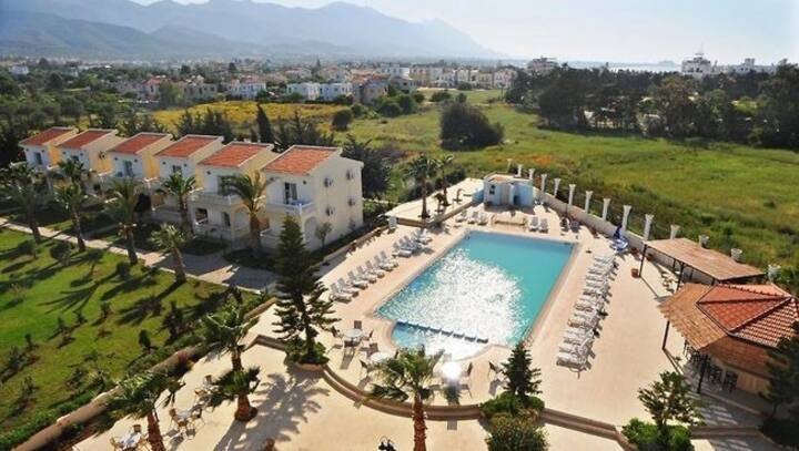 Free Daily Breakfast - Kyrenia Mountain View Hotel