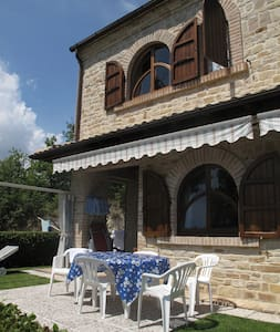 Perfect Holiday Home in Le Marche - Montelparo - Hus