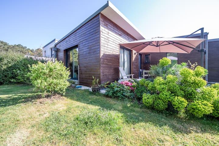 Maison en Bois aux Portes de Vannes - Saint-Nolff - Casa