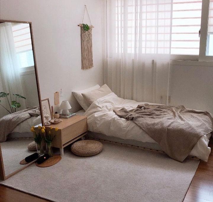 Open/lovely room/청주/율량동/오창