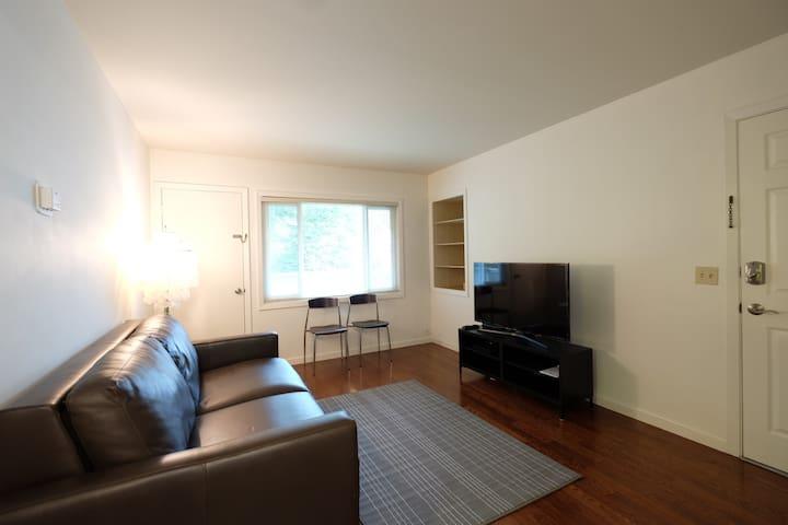 Menlo Park - Laurel Apartment - Menlo Park - Daire