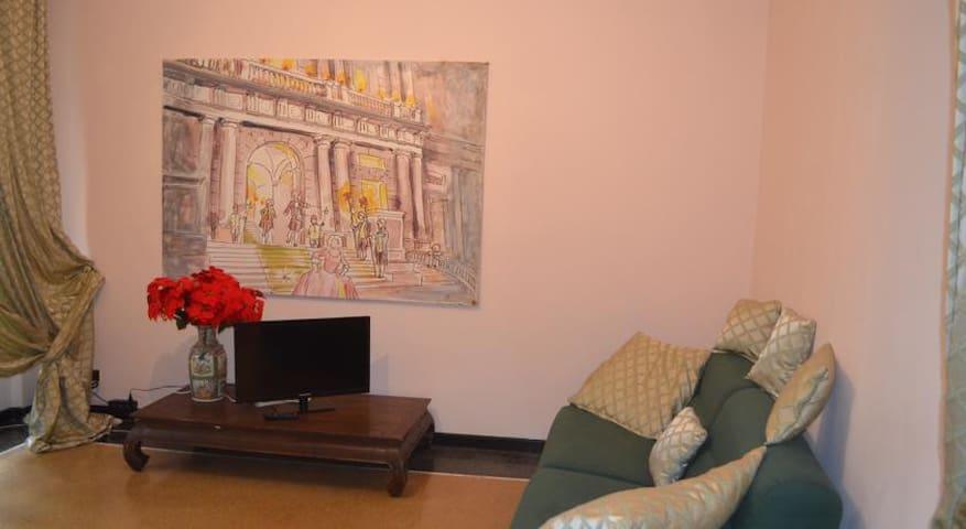 Appartamento centro storico - Int 5 - Genua - Apartament