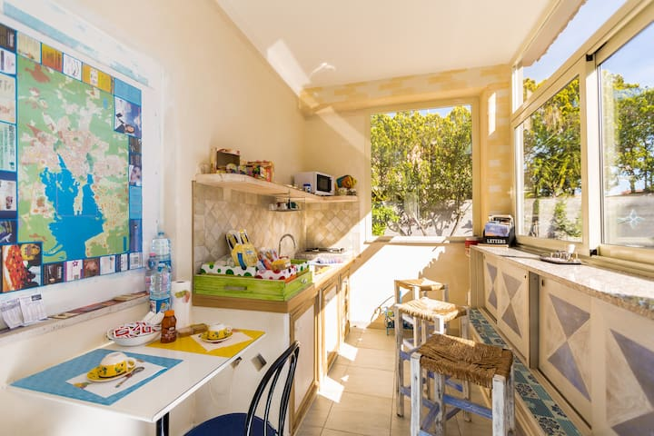 Amazing Guesthouse in Olbia Downtow