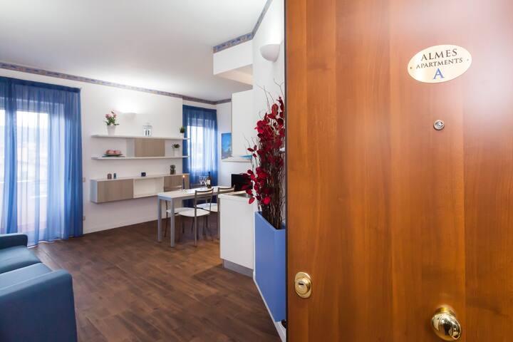 Almes Apartment A