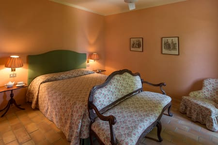 "Vacanze in campagna ""Suite"" - PINEROLO - Bed & Breakfast"