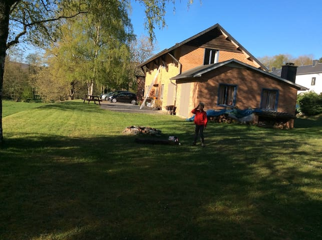 Maison de campagne Ardennes belges - Wellin