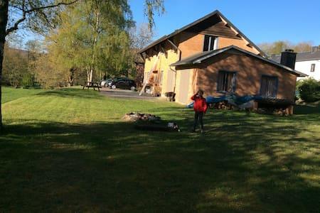 Maison de campagne Ardennes belges - Wellin - Dům