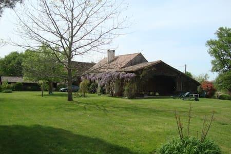 Maison de campagne  - Eygurande-et-Gardedeuil - บ้าน