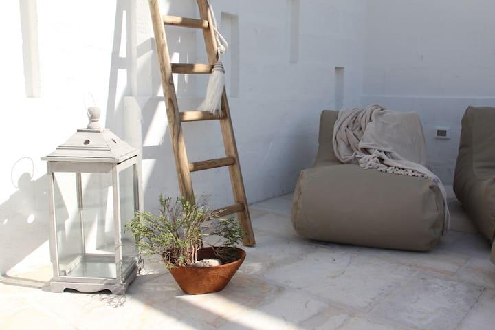 Casa Deluxe MASSERIA SAN FRANCESCO - Savelletri di Fasano - Wohnung