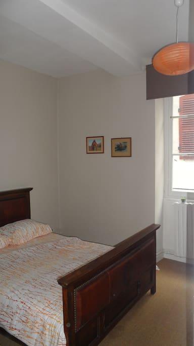 Au coeur du petit bayonne apartamentos en alquiler en for Un poco chambre separee