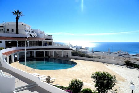 APARTMENT WITH OCEAN VIEW (WEEKLY RENTAL) - Albufeira