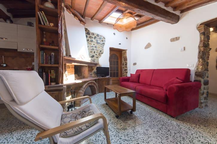 TOSCANA SOTTO LE STELLE - Lustignano - Apartment