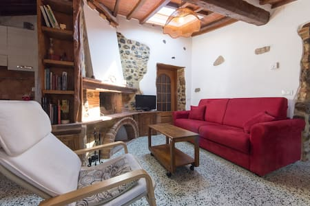 TOSCANA SOTTO LE STELLE - Lustignano - Wohnung