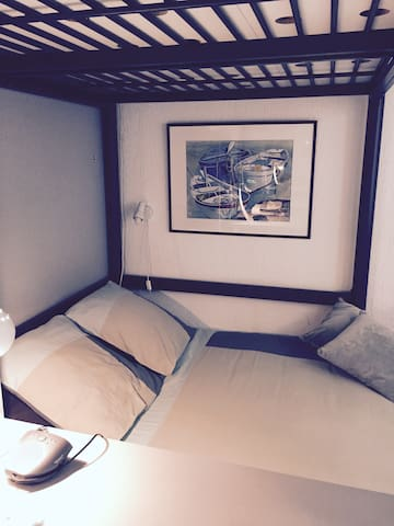 Room available VILLEFRANCHE/MER in an apartment