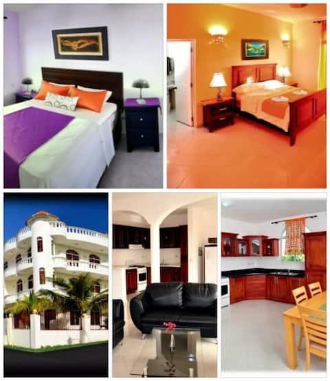 2 Bedrooms Luxury Apartment at Castillo Melissa
