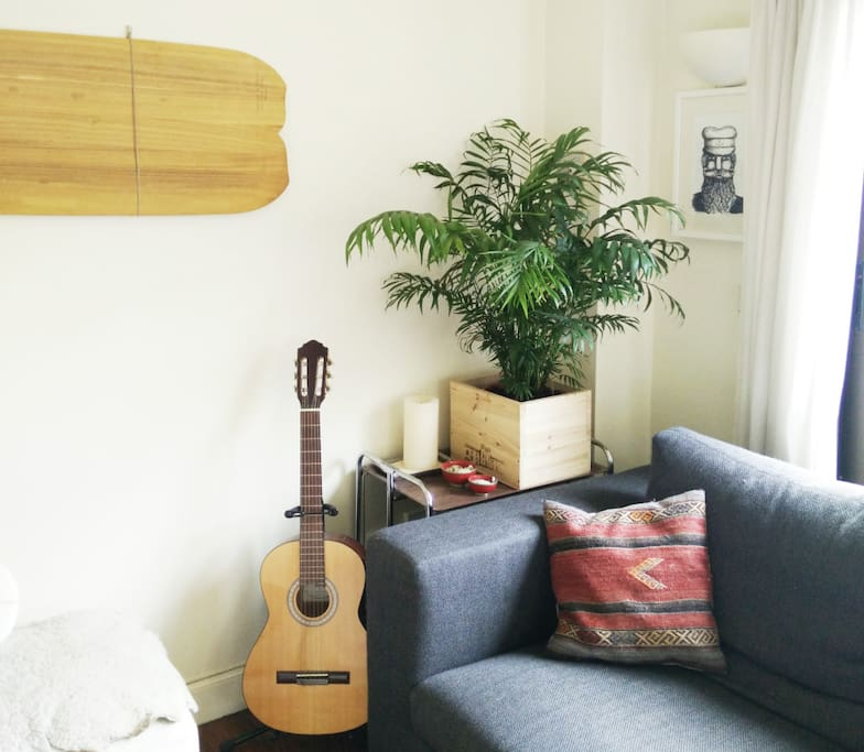 Beautiful and sunny flat in Gros