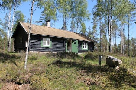 Tømmerhytte ved Vännesjön - GETAWAY COTTAGE - Klausön - Cabin