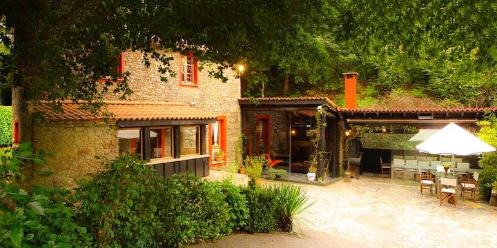 A Pontiga | Casa Rural
