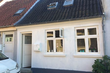 Cosy townhouse - Rudkøbing - Dom