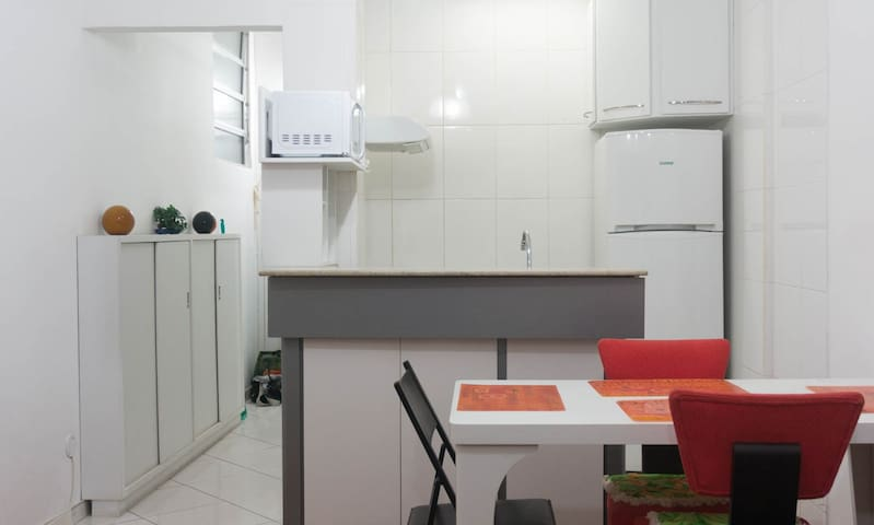 One Bedroom at Prime Location in Copacabana
